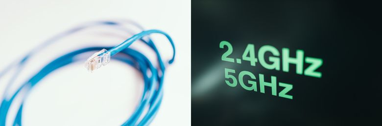 Q&A 有線LANと無線LANはどちらがオススメですか?